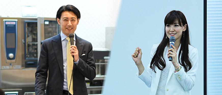 「おもてなし×心の教養」 大阪講演会開催決定!!のアイキャッチ画像