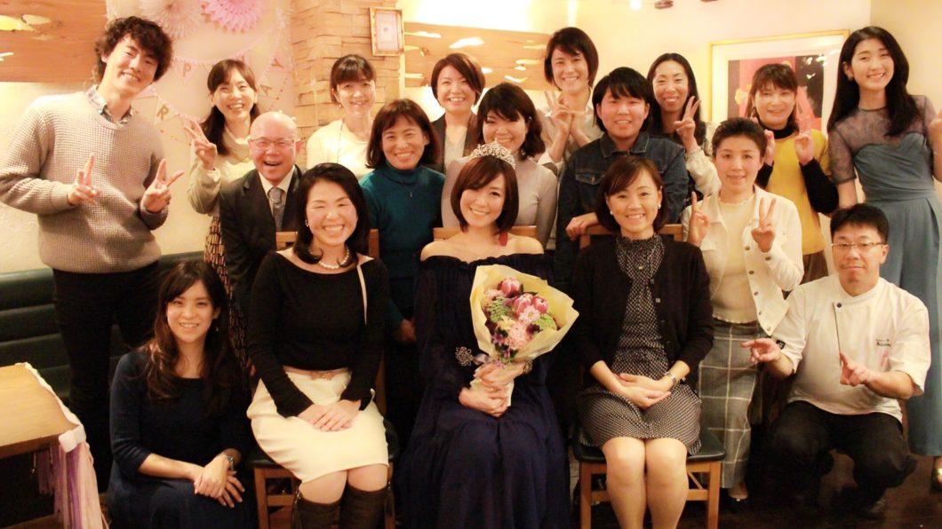 お誕生日会*由希社長おめでとうございます!のアイキャッチ画像