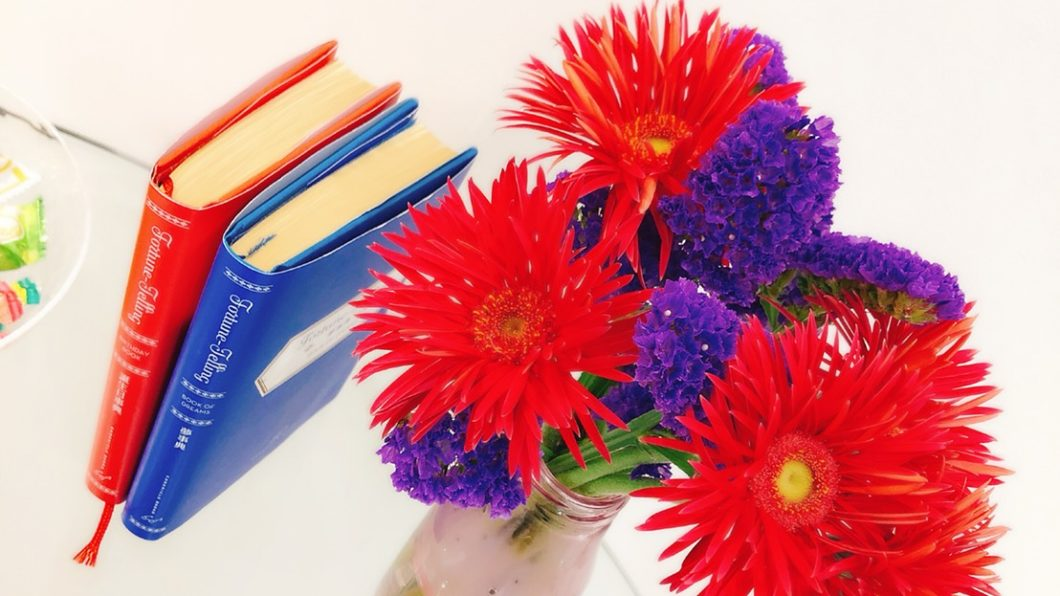 お花!!のアイキャッチ画像