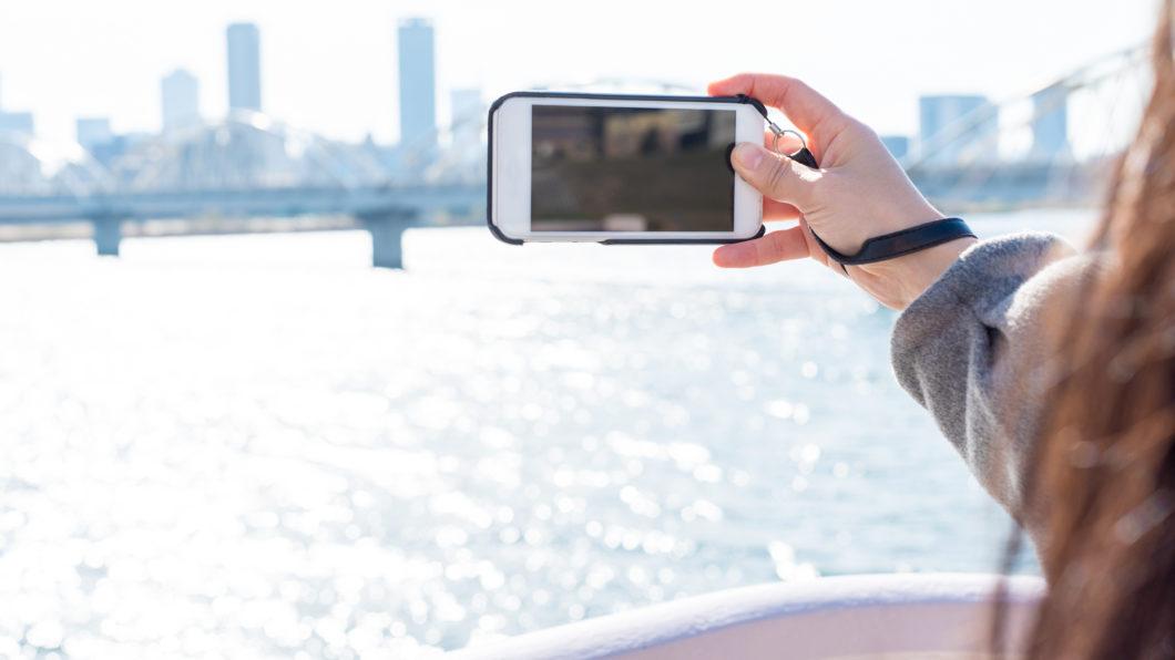 携帯1つで動画編集ができるようになる講座!のアイキャッチ画像