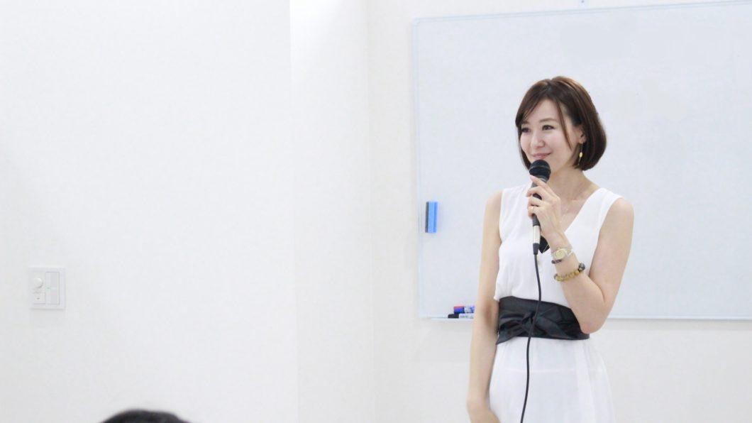 「カウンセラーやセラピストで活躍したい、美しく生きる女性へ」セミナー開催決定!のアイキャッチ画像