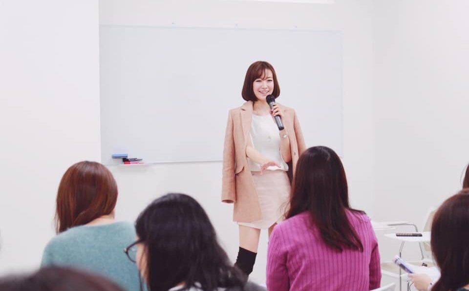 谷本由希講師 『心から綺麗になるセミナー』