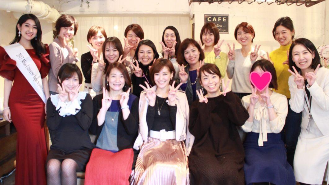 1月20日(日)トークショー&ココキレ♡フェスタin東京開催致しました!のアイキャッチ画像